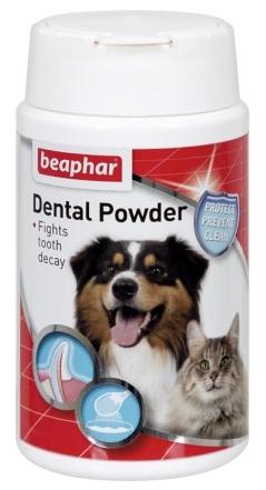 Beaphar Dental Powder na świeży oddech 75g