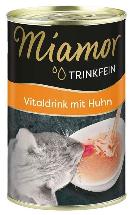 Miamor Vitaldrink napój dla kota z kurczakiem 135ml