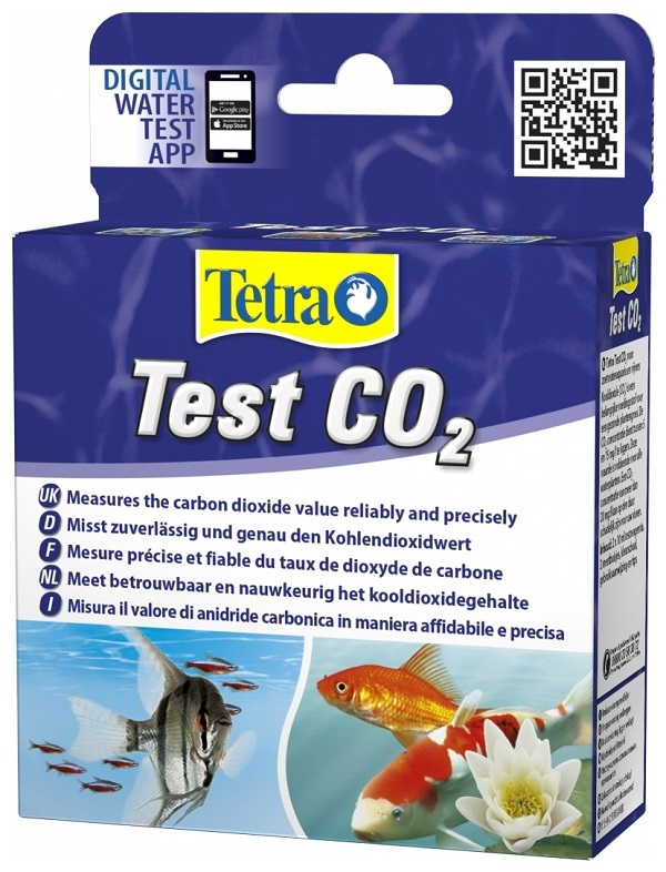 Zdjęcie Tetra Test do wody  CO2 2 x 10 ml