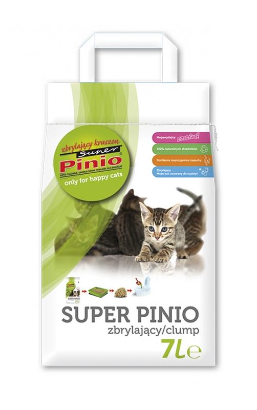 Certech Super Pinio Kruszon żwirek zbrylający  7l