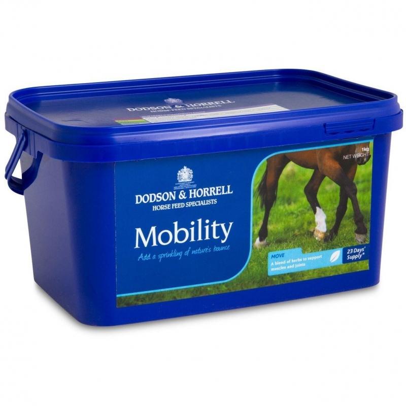 Zdjęcie Dodson & Horrell Joint Support Mobility  zioła suszone dla wsparcia aparatu ruchu 1kg
