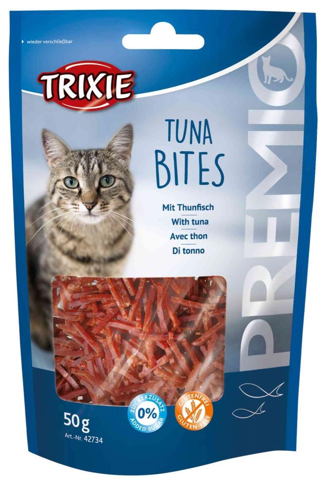 Trixie Premio Tuna Bites dla kota z tuńczykiem 50g
