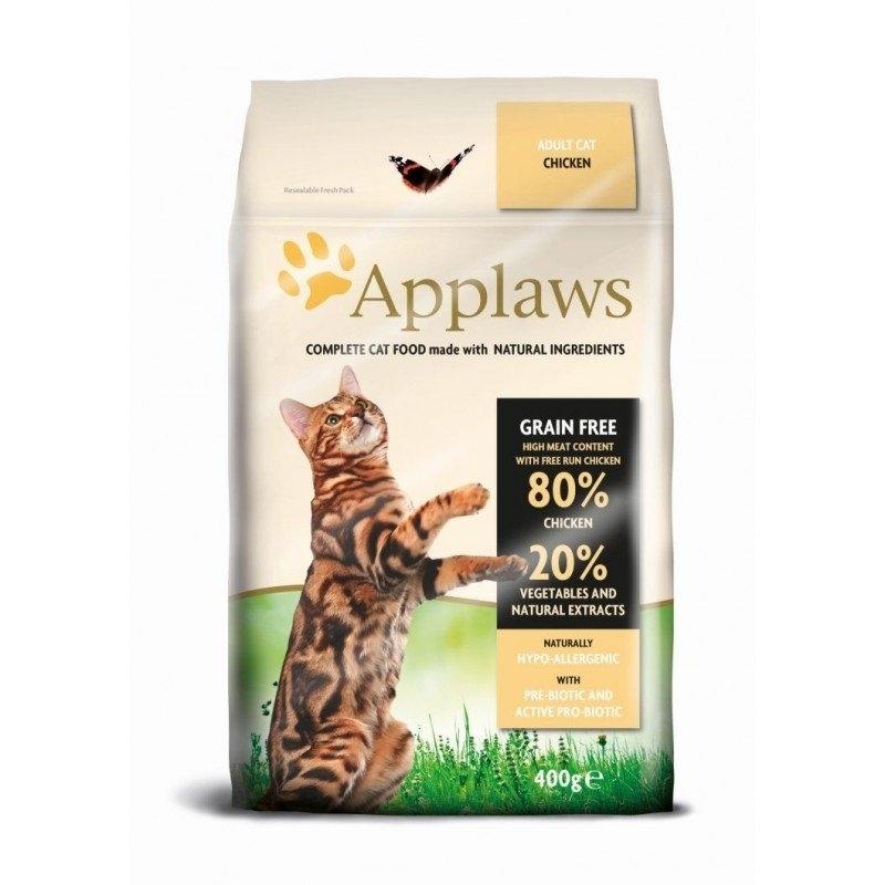 Applaws Natural Cat Food Adult Chicken & Lamb z kurczakiem i jagnięciną 7.5kg