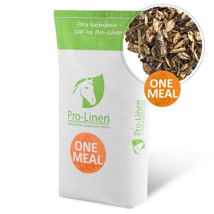Zdjęcie Pro-Linen One Meal skoncentrowana pasza dla koni  15kg