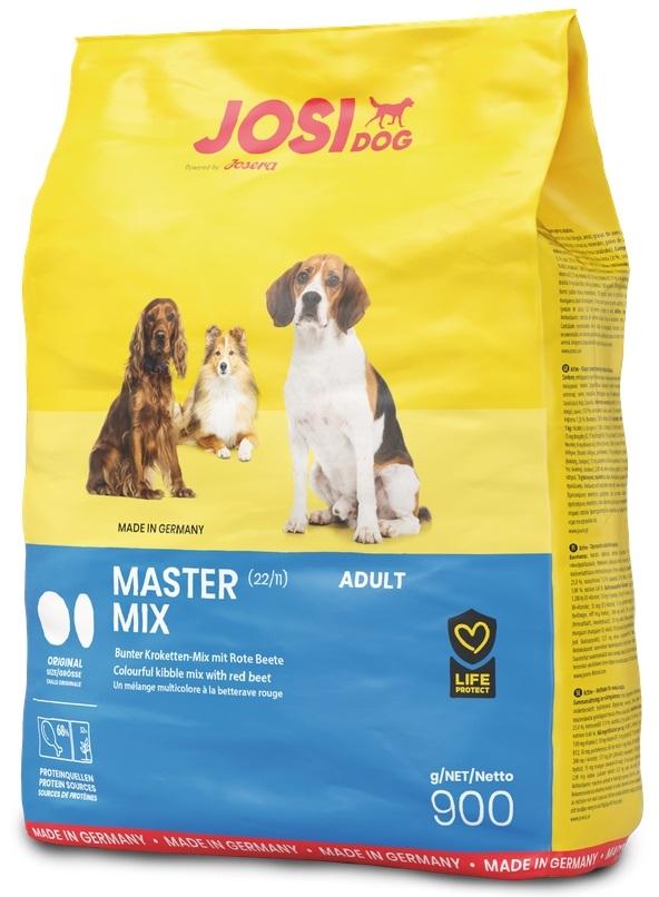 Zdjęcie Josera Dog Master Mix 22/11   900g