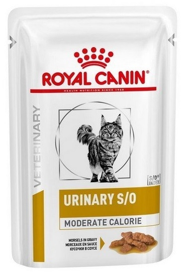 Royal Canin VD Urinary Moderate Calorie S/O  saszetka 85g