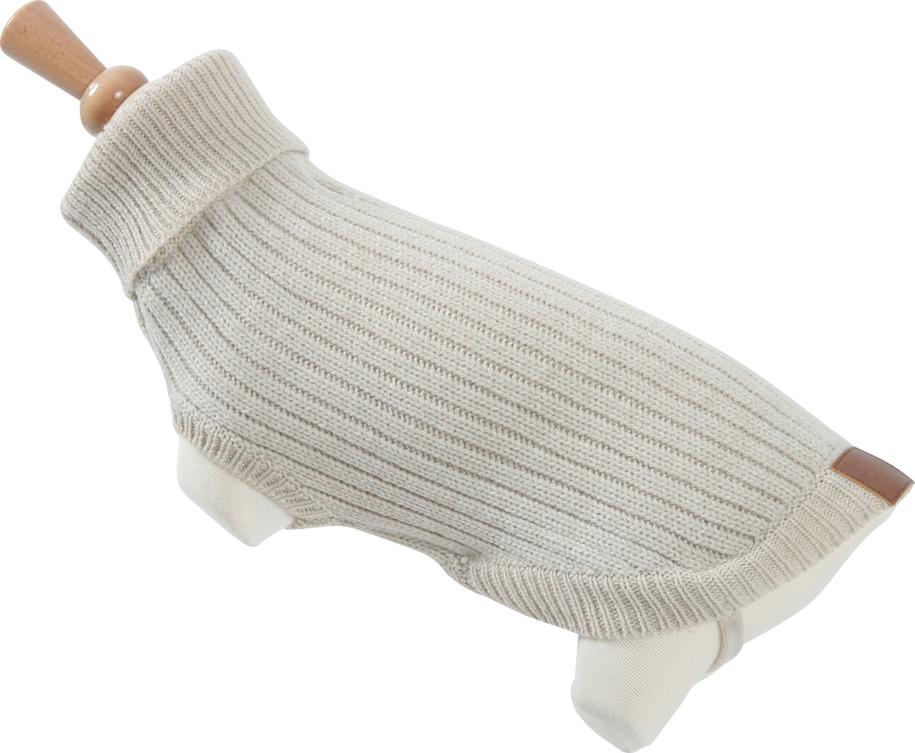 Zdjęcie Zolux Sweterek z golfem  beżowy 40 cm