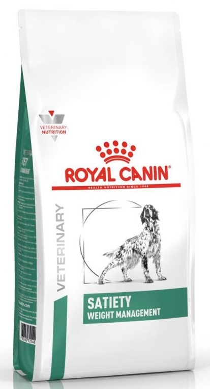Zdjęcie Royal Canin VD Satiety Weight Management (pies)   6kg
