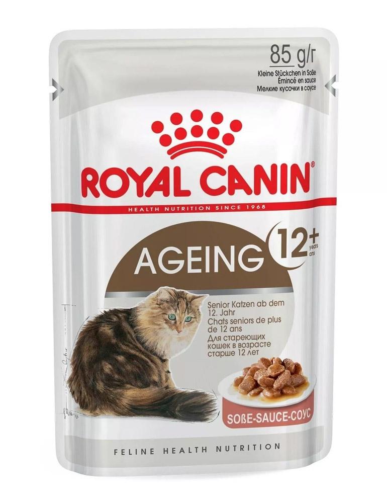 Royal Canin Saszetka Ageing +12 w galaretce 85g