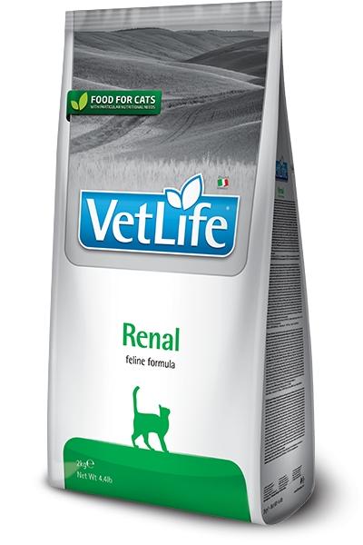 Farmina Vet Life Cat Renal schorzenia nerek 5kg