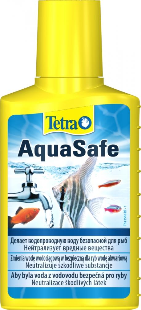 Zdjęcie Tetra AquaSafe - uzdatniacz do wody   100ml