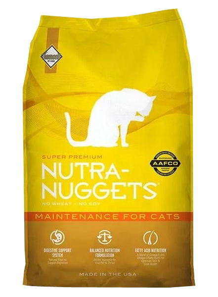 Zdjęcie Nutra Nuggets Adult Cat Maintenance   7.5kg