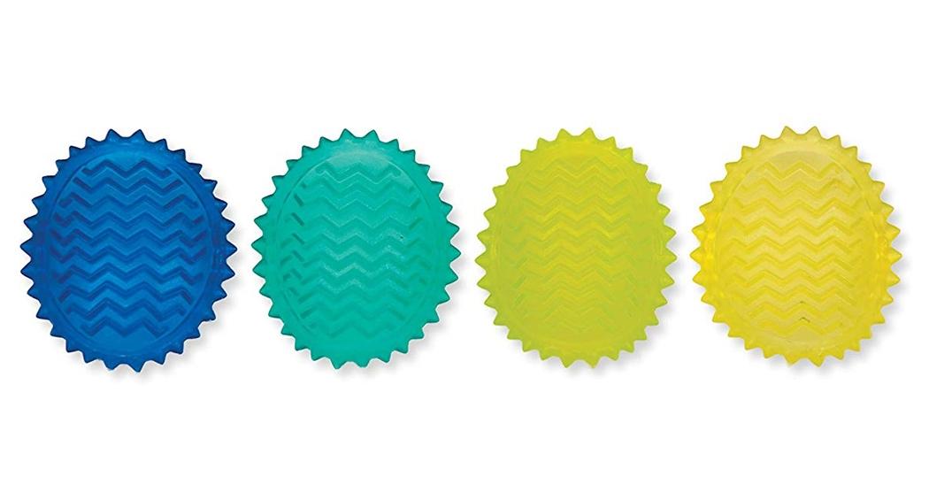 Petstages Play: Toss N' Flip Chips czipsy do gryzienia z kocimiętką 6cm