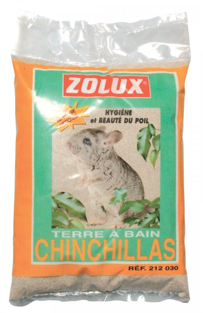 Zdjęcie Zolux Podłoże dla szynszyli   2kg
