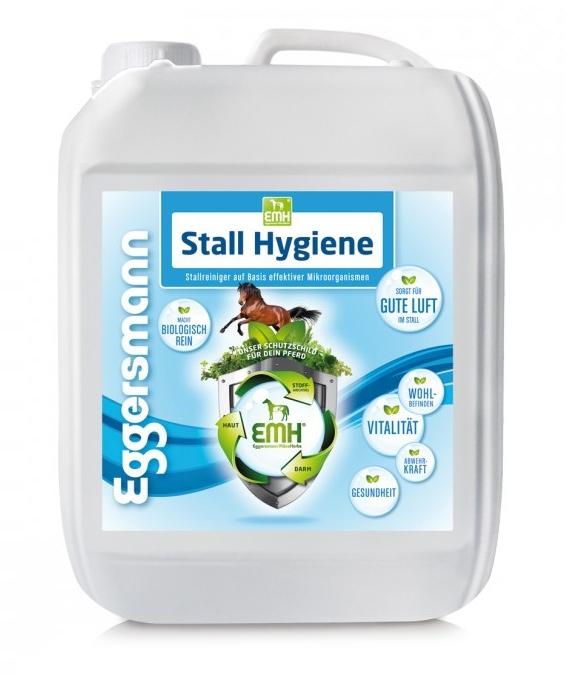 Zdjęcie Eggersmann Stall Hygiene  płyn do dezynfekcji boksów 5l