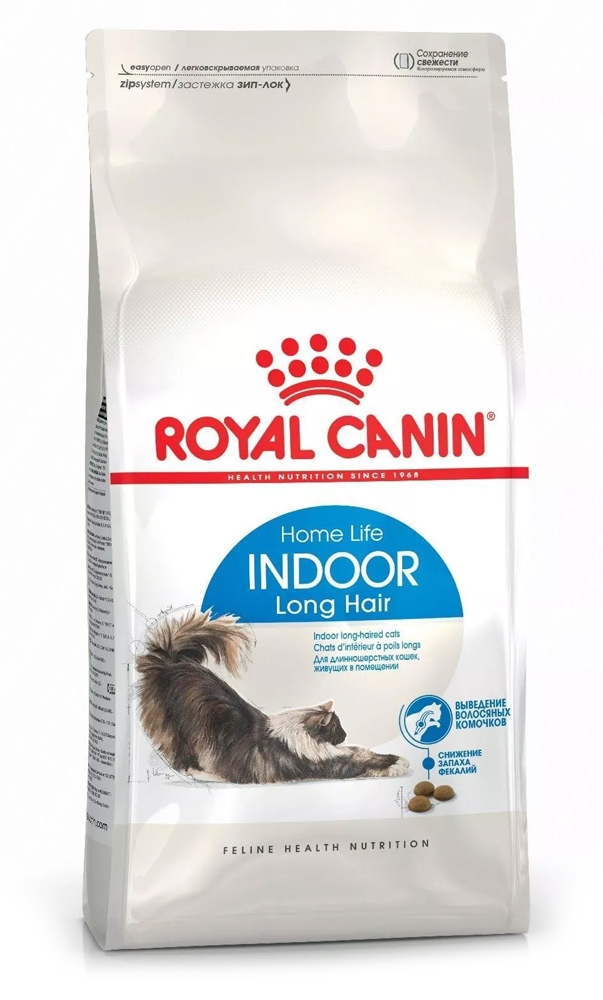 Zdjęcie Royal Canin Indoor Longhair   10kg