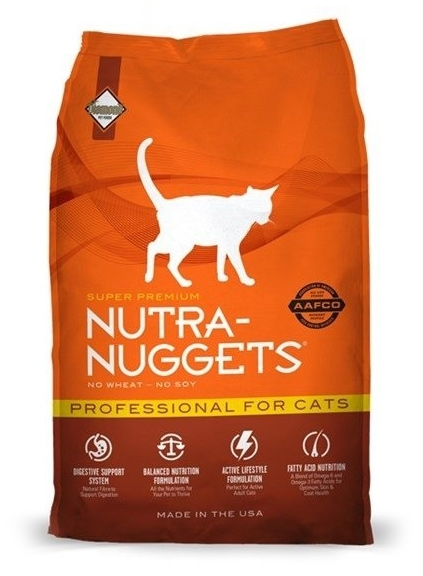 Zdjęcie Nutra Nuggets Professional for Cats   7.5kg
