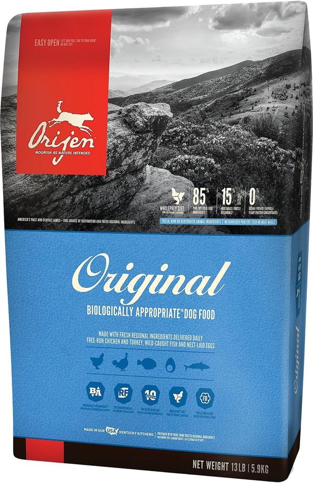 Zdjęcie Orijen Adult Dog Original  sucha karma dla dorosłych psów 11.4kg