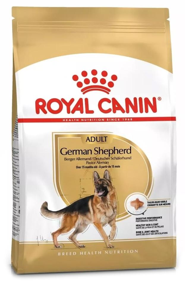 Zdjęcie Royal Canin German Shepherd 24   11kg