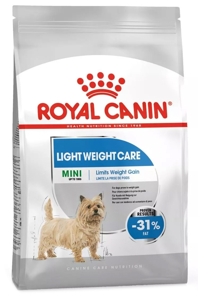 Zdjęcie Royal Canin Mini Light Weight Care   8kg