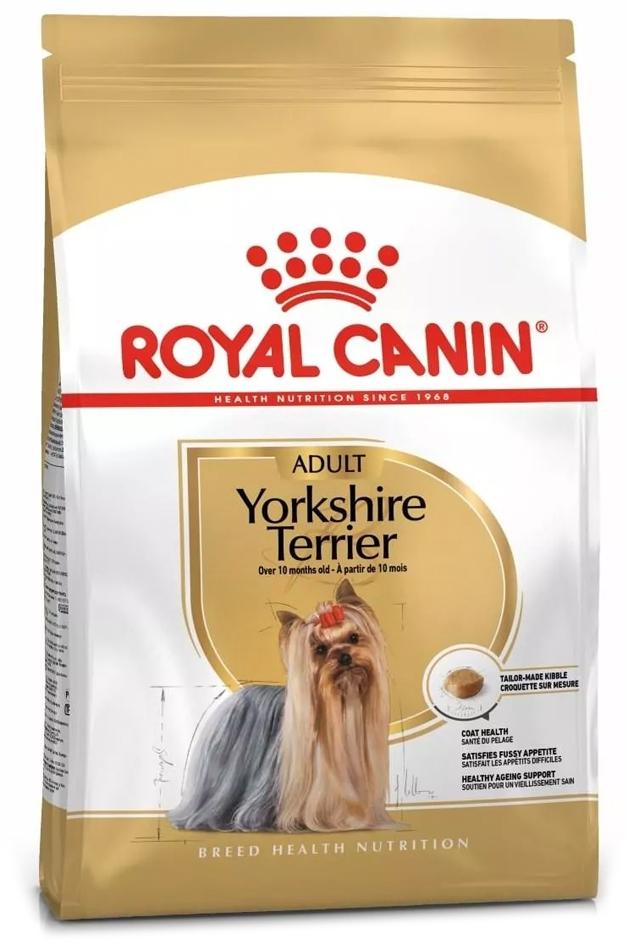 Zdjęcie Royal Canin Yorkshire Terrier Adult   7.5kg