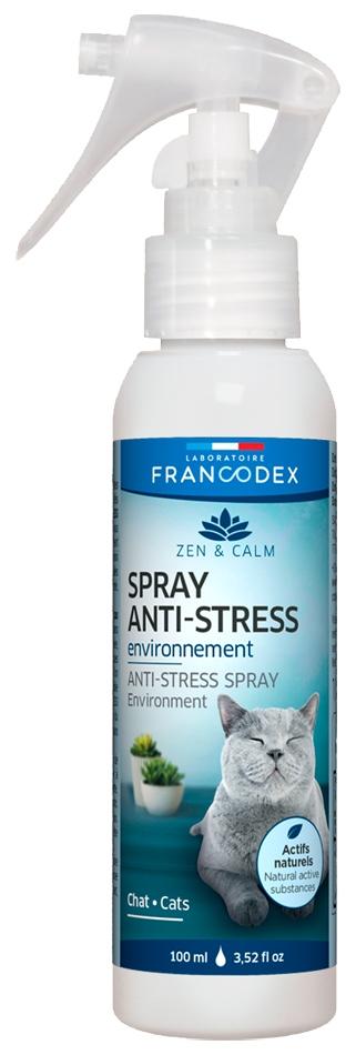 Zdjęcie Francodex Spray antystresowe środowisko dla kotów   100 ml