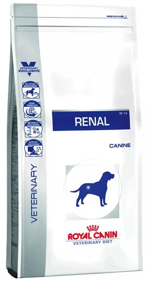 Zdjęcie Royal Canin VD Renal (pies)   14kg