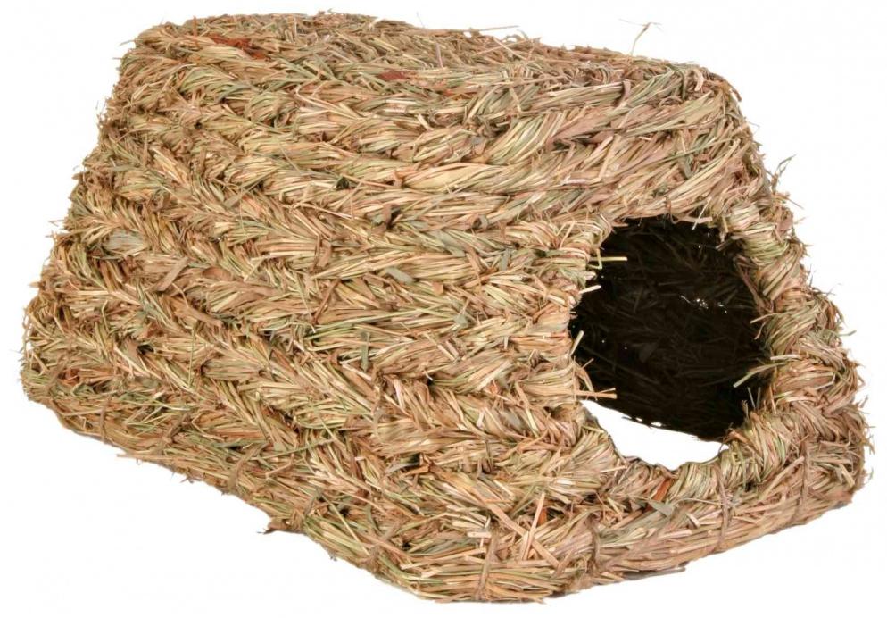 Zdjęcie Trixie Domek z trawy dla gryzoni  18 × 13 × 28 cm