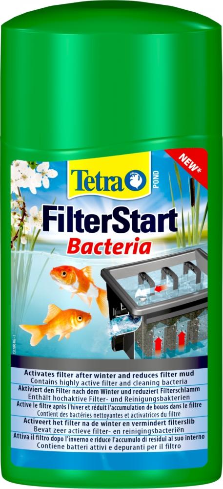 Zdjęcie Tetra Pond FilterStart Bacteria  aktywator filtra w oczku wodnym 1l