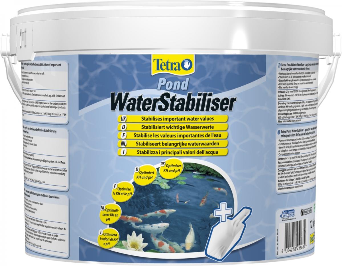 Zdjęcie Tetra WaterStabilisier   preparat stabilizujący twardość wody 12kg