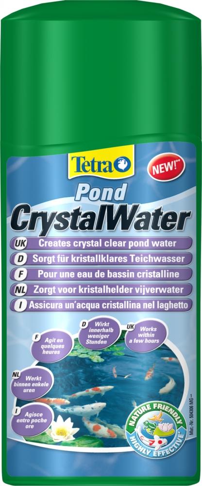 Zdjęcie Tetra Pond CrystalWater  środek do klarowania wody w oczku wodnym 500ml