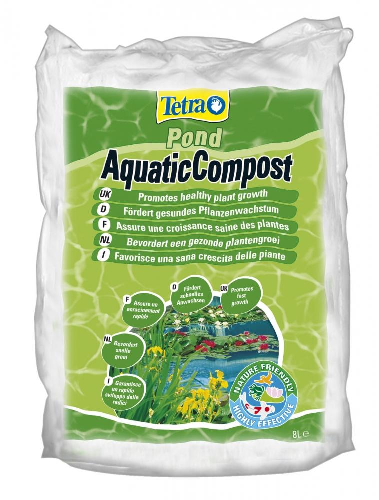Zdjęcie Tetra Pond AquaticCompost  nawóz dla roślin w oczkach wodnych 8l