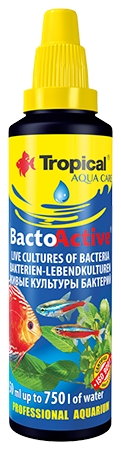Zdjęcie Tropical Bacto-Active bakterie do akwarium   30ml