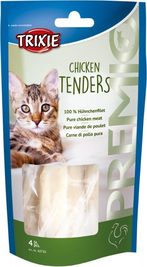 Trixie Chicken Tenders przysmaki z piersi kurczaka 70g