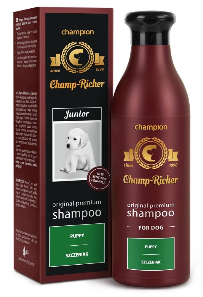 Zdjęcie Champ-Richer Original Premium Shampoo Puppy  szampon dla szczeniąt 250 ml