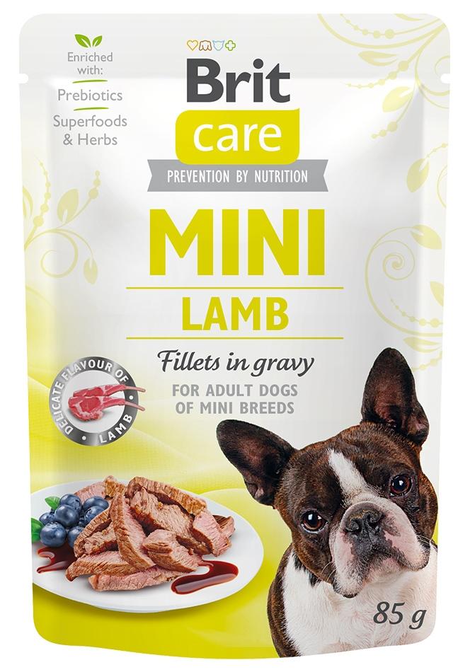 Zdjęcie Brit Care Dog Mini saszetka  Lamb  85g