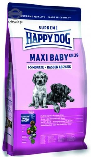 happy dog maxi baby gr 29 15kg. Black Bedroom Furniture Sets. Home Design Ideas