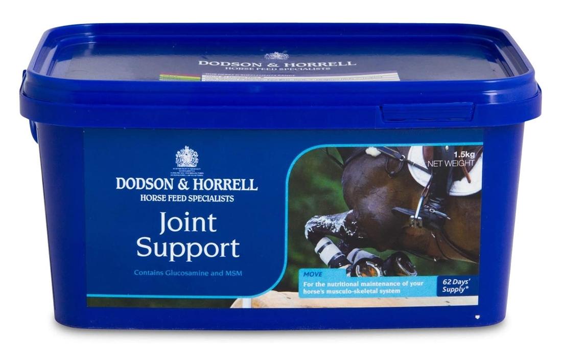 Zdjęcie Dodson & Horrell Joint Support  zioła wspierające układ ruchu 1.5kg