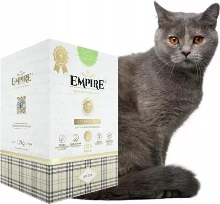 Zdjęcie Empire Cat Hairball Controll Diet karma sucha  5.4kg