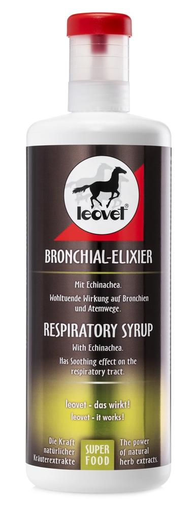Zdjęcie Leovet Bronchial Elixir syrop z echinaceą  na dolegliwości układu oddechowego 1000ml