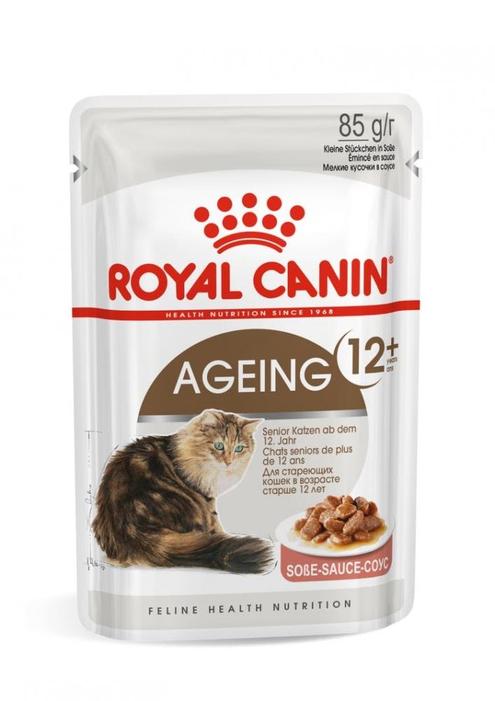Zdjęcie Royal Canin Saszetka Ageing +12  w sosie 85g