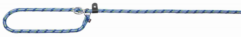 Zdjęcie Trixie Smycz dławikowa Mountain Rope L-XL  niebiesko-zielony 1,70 m/ø 13 mm