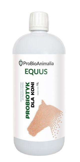 Zdjęcie Probiotics ProBioAnimalia dla koni   1l