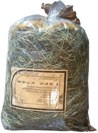 Zdjęcie Wio-Mar Sianko Jaśkowe Mega Pack 1kg z ziołami 1kg