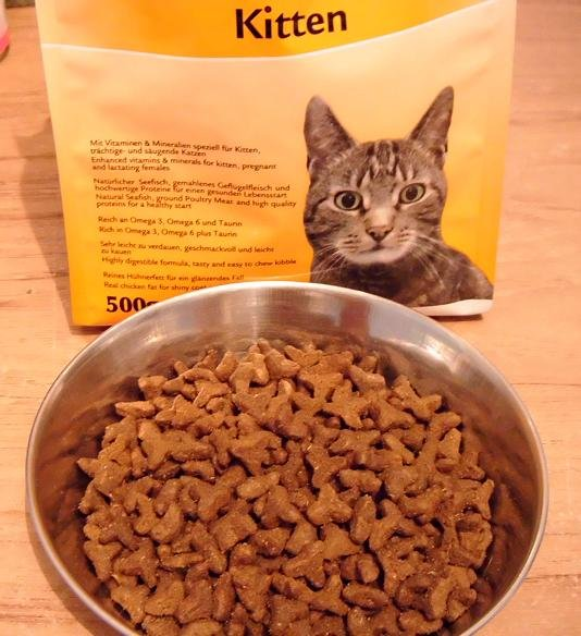 Animaliapl Feline Porta Finest Kitten Sucha Karma Kurczak I - Porta 21